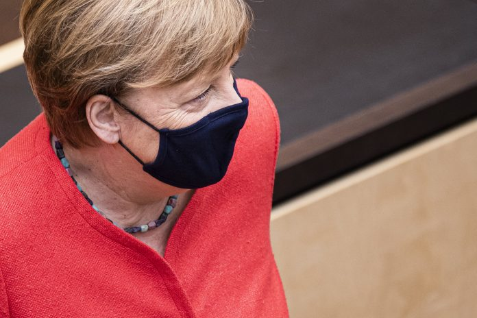 Germany's Merkel faces test that will shape EU after coronavirus