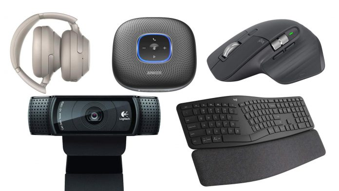 Get the right tech to help you work from home - Video