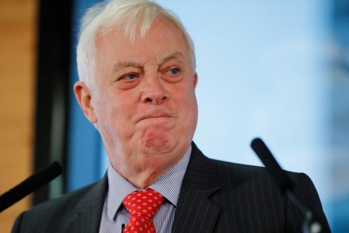 Hong Kong's last governor Chris Patten on China's security law for HK