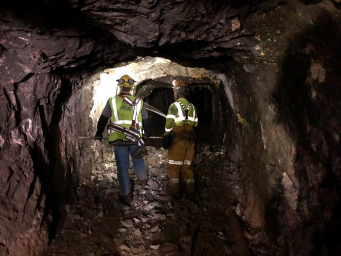 Excavation Activity Long-Baseline Neutrino Facility