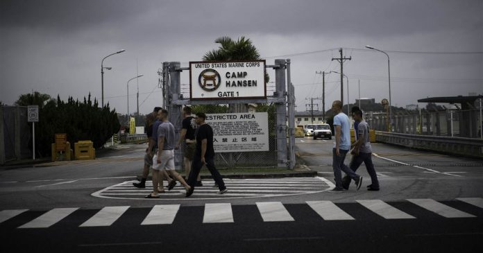 Japanese governor demands U.S. military meeting after coronavirus outbreak at Okinawa bases