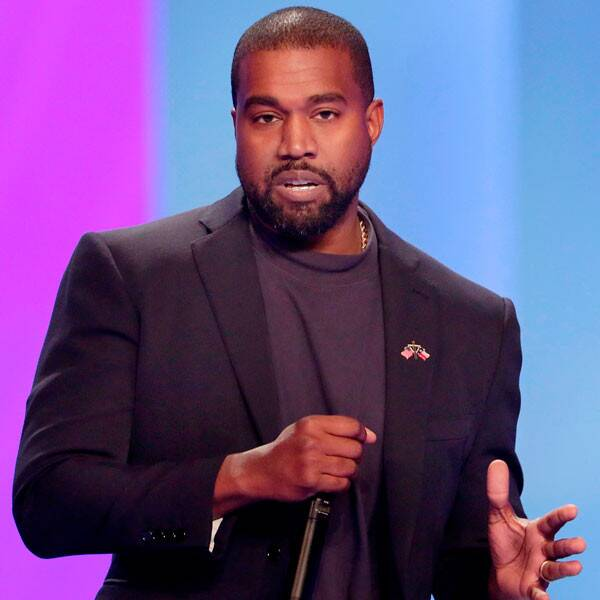 Kanye West Sends Cryptic Messages to Kim Kardashian and Kris Jenner on Twitter - E! Online