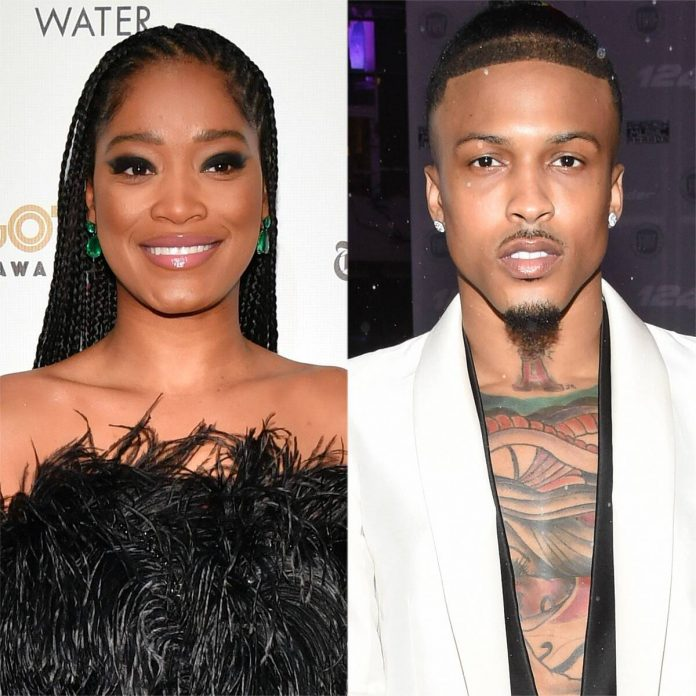 Keke Palmer Has the Classiest Response After August Alsina Slams Her On Twitter - E! Online