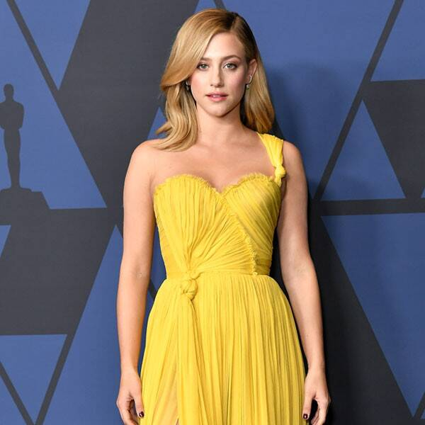 Lili Reinhart Gets Candid About the Pandemic's Impact on Her Mental Health - E! Online