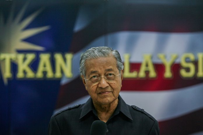 Malaysia's ex-leader Mahathir wants to regain power months after resigning