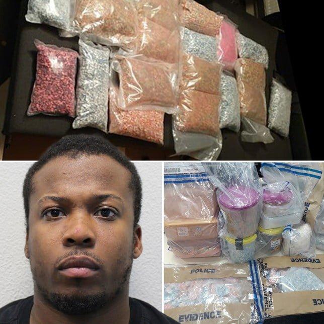 Patrick Scotland jailed after huge drugs bust