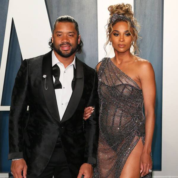 Russell Wilson Shares Concern Over NFL Season Amid Ciara's Pregnancy and Coronavirus Pandemic - E! Online
