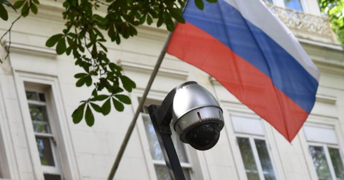Russia launched cyberattacks and disinformation campaigns on U.K., study says