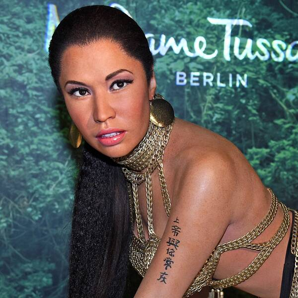 These Wild Celebrity Wax Figures Will Make You Do a Double Take - E! Online