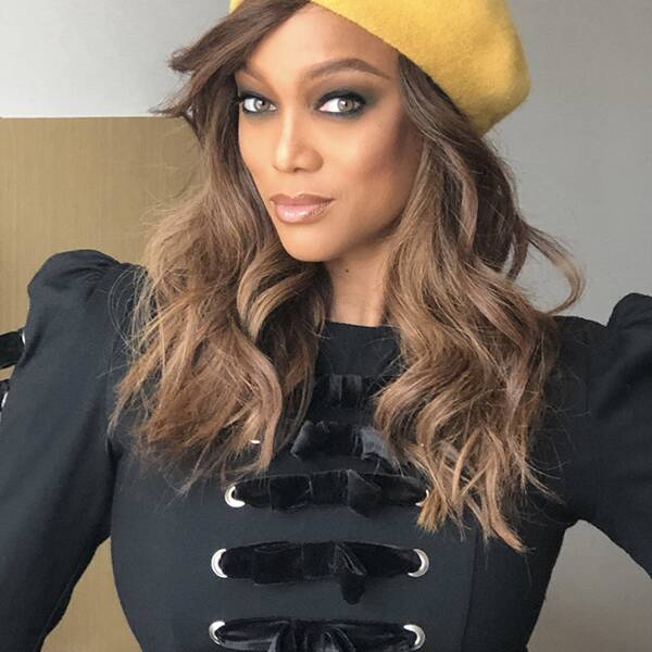 Tyra Banks Is the New Host of Dancing With the Stars - E! Online