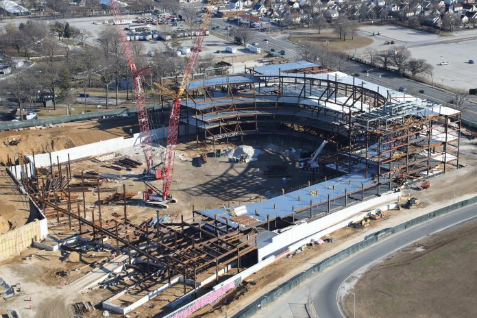 UBS reaches 20-year naming rights deal for NHL's Islanders Belmont Park arena