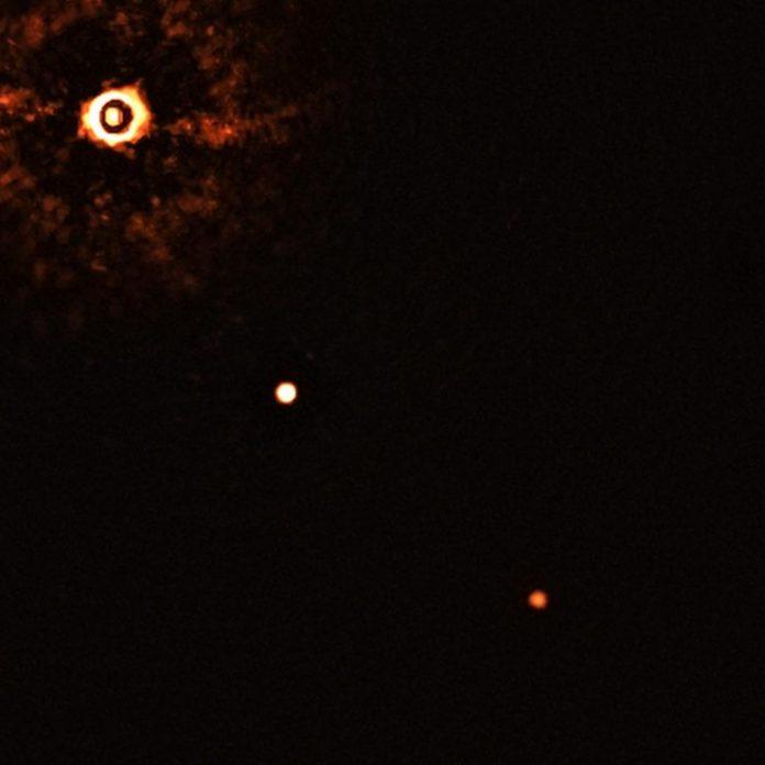 Multi-Planet System Around Sun-Like Star