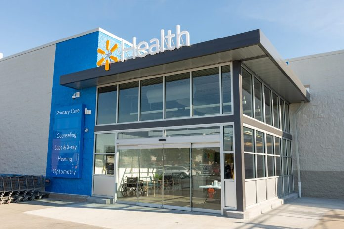 Walmart to open six health clinics in Atlanta area by end of 2020