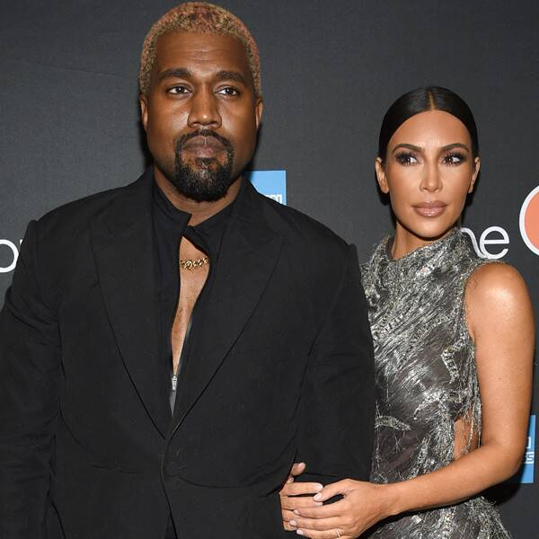 Where Kim Kardashian and Kanye West's Marriage Stands After His Divorce Comments - E! Online