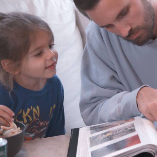 Why Scott Disick Is Finally Ready to Talk About His Late Parents With Mason, Penelope & Reign - E! Online
