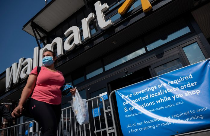 With mask requirements, retailers face challenge: Enforcing the rules