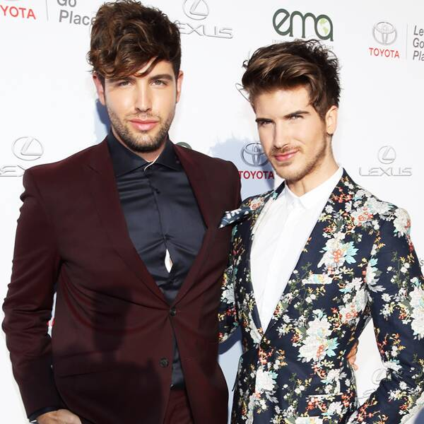 YouTube Stars Joey Graceffa and Daniel Preda Break Up After 6 Years Together - E! Online