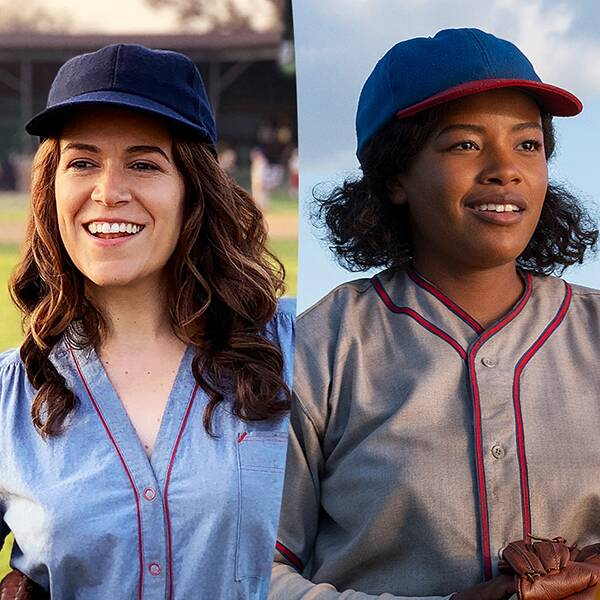 A League of Their Own Series Starring Abbi Jacobson Is Officially Coming to Amazon - E! Online