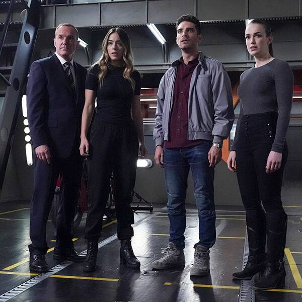 Agents of S.H.I.E.L.D. Series Finale Gives Everyone (Especially FitzSimmons) a Happy Ending - E! Online