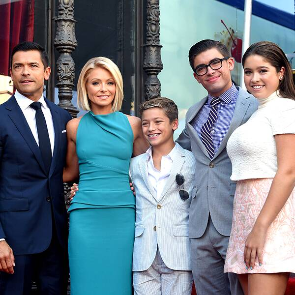 All the Times Kelly Ripa and Mark Consuelos Got Called Out by Daughter Lola Consuelos - E! Online