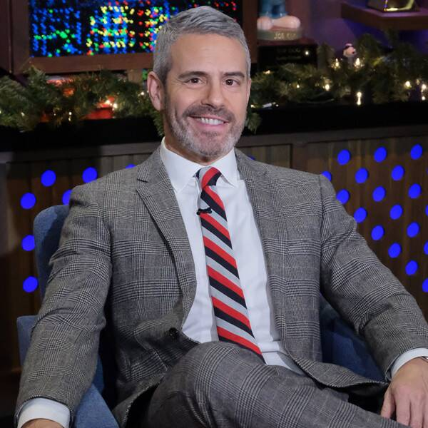 Andy Cohen Reveals What It's Like Filming Real Housewives Amid Coronavirus - E! Online