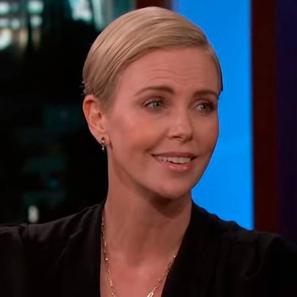 Charlize Theron's Daughters Make a Special Appearance During Her Virtual Birthday Party - E! Online