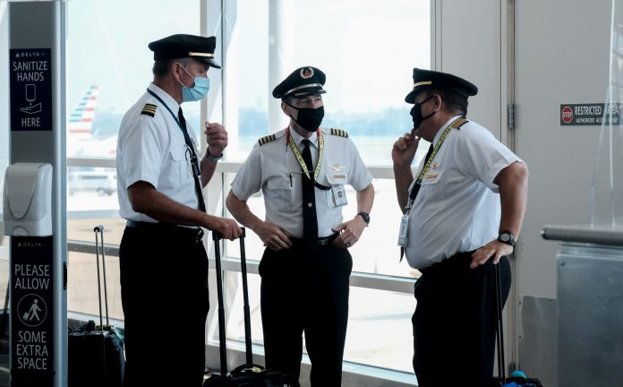 Delta plans to furlough more than 1,900 pilots in October