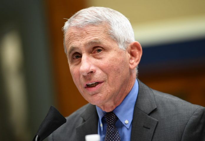 Dr. Fauci says chance of it being highly effective is not great