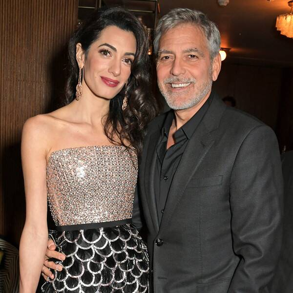 George and Amal Clooney Donate $100,000 to Beirut Explosion Relief Efforts - E! Online