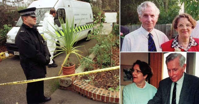 Serial killer could be on the loose after series of OAP deaths Pics: PA