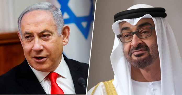 Israel, United Arab Emirates agree to full normalization of relations