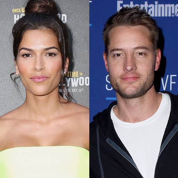 Justin Hartley Continues to Fuel Sofia Pernas Romance Rumors Amid Chrishell Stause Divorce - E! Online