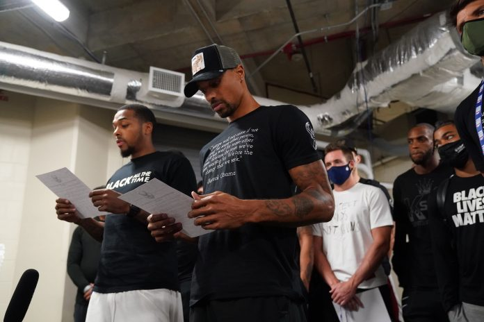 Kings' Chris Kelly says NBA owners stand against racial injustice