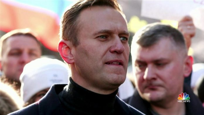Kremlin critic Alexei Navalny not poisoned, Russian doctors say as his family calls for German airlift