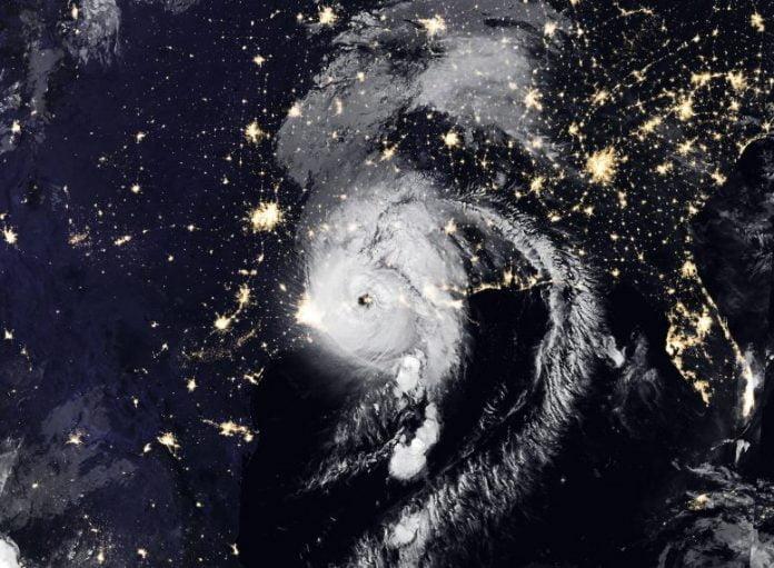 Hurricane Laura NASA