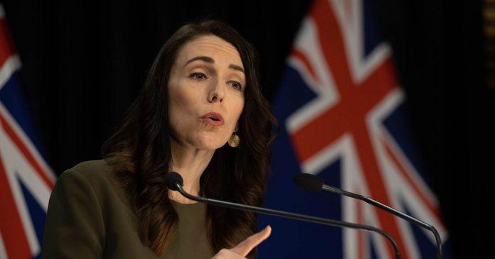 New Zealand's Ardern postpones election as coronavirus flares up