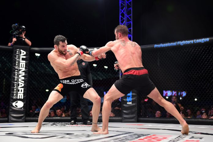 Professional Fighters League seeks $50 million investment
