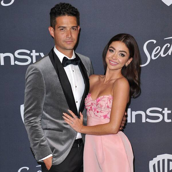 Sarah Hyland and Wells Adams Celebrate What Would've Been Their Wedding Day - E! Online