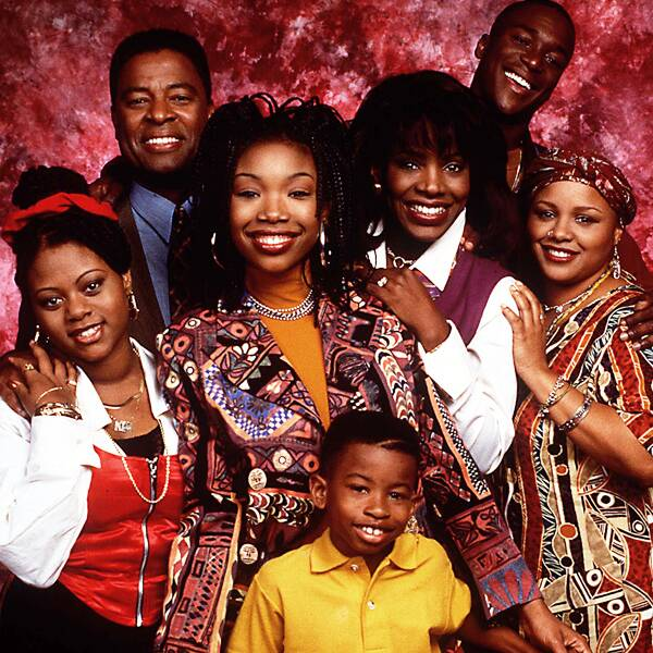 See Brandy and the Rest of the Moesha Cast Then and Now - E! Online