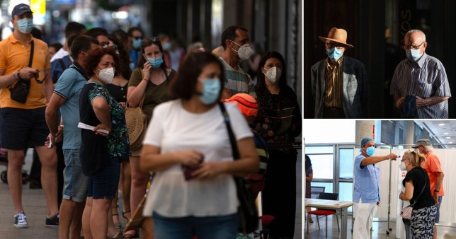 Investigation finds Spain's Covid death toll 16,000 higher than official figures say Reuters/Rex/AFP