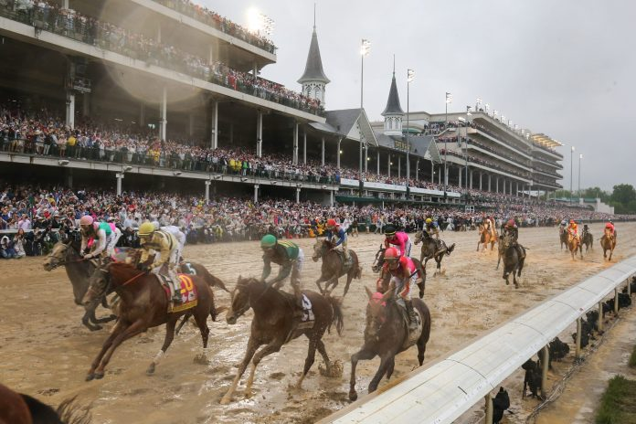 The Kentucky Derby will allow spectators in the stands, but capacity is capped at 14%
