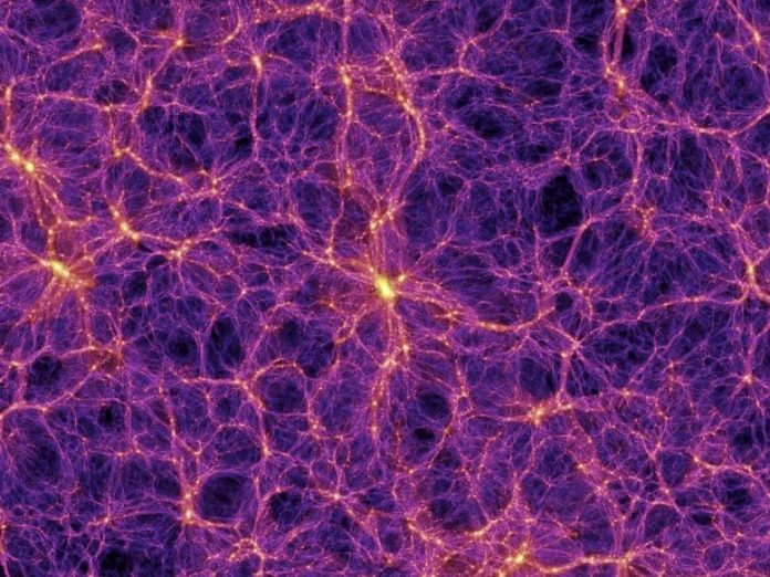 Dark Matter Distribution in the Universe