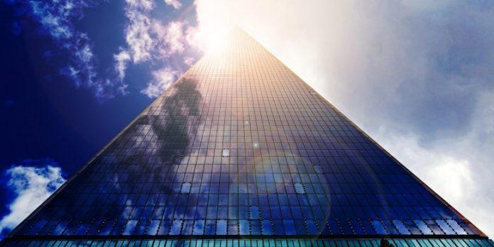 Glass Skyscraper Solar Windows Concept