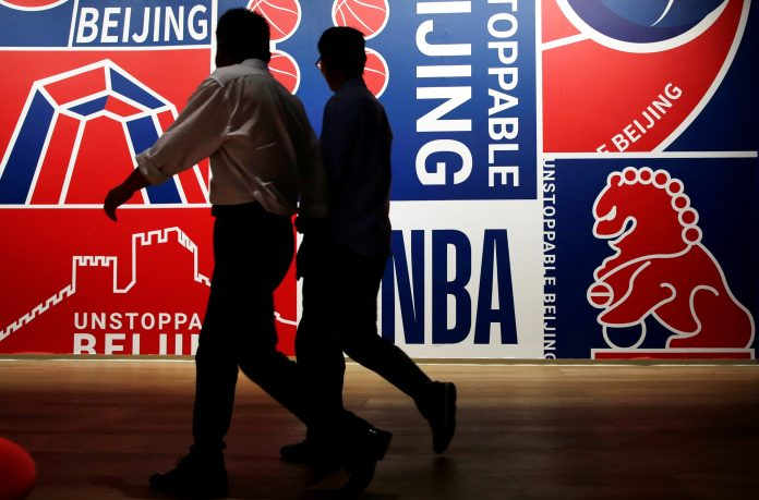 Trump order banning business with WeChat could affect NBA's China deal with Tencent