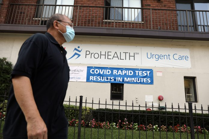 Trump to announce $750 million deal with Abbott for at least 150 million rapid coronavirus tests
