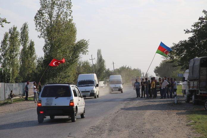 Armenia-Azerbaijan clashes add to oil market anxiety