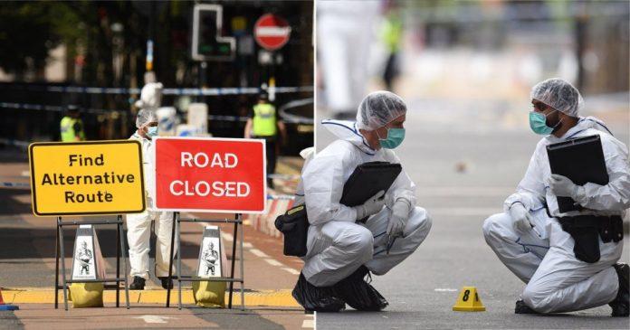 Birmingham knifeman 'looked calm' after he 'randomly' stabbed woman
