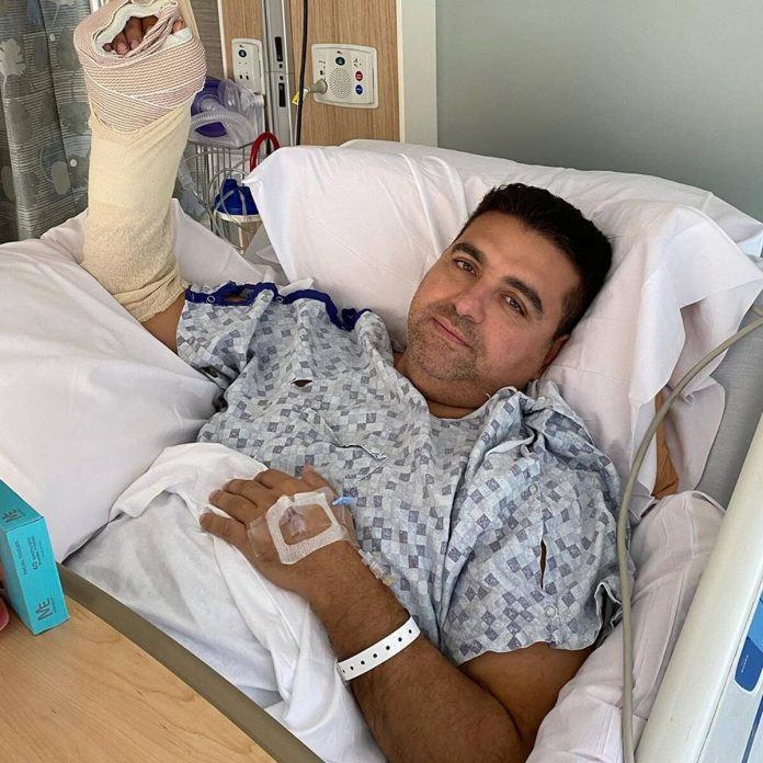Buddy Valastro Gets Choked Up Recalling Son's Help During Accident - E! Online