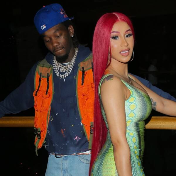Cardi B Divorces Offset: Look Back at Their Relationship's Ups & Downs - E! Online