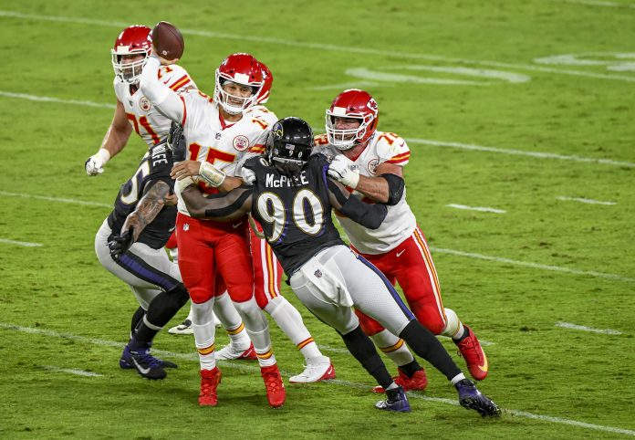 Chiefs-Ravens ESPN Monday night matchup averages 14 million viewers